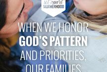 Marriage / Maintaining a strong marriage in the midst of motherhood.