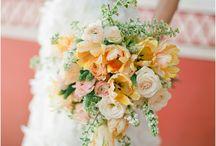 clementine, medlar, ruffled roses