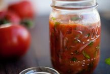 Sauces, dressings, dips and salsa