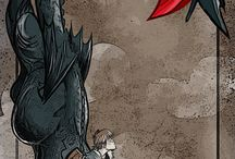 HTTYD art and more