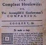 Vintage Cookery