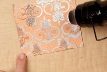 Papercrafts ~ Technique