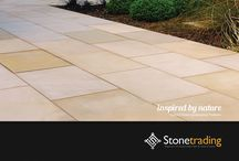 Sawn Honed Catalogue / We have excellent collection of porcelain tiles and Natural stone. www.stonetrading.in