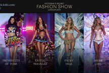 Victoria's Secret Shows / Exclusive FashionStock.com Photos from Runway/Backstage of VS shows!