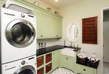 Laundry Rooms-- Wash and Wear