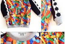 Torkilsdóttir Design / Babyblouse With lego, Diy