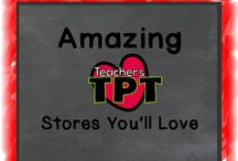 **Amazing TpT Stores / Teachers Pay Teachers resources!  This board will highlight sellers, give details about their store, updates, giveaway and sales information. *Pinners Post 2 paid and 1 freebie per day.. Do not post the same pin within 30 days. If you would like to be added to the board email theeducationhighway@gmail.com