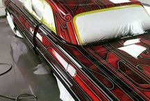 low rider paint jobs