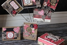 cards  / by Lisa Moore Risinger