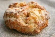 Äpfel Dessert