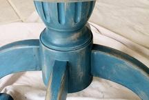 mms Milk Paint {flow blue} / by Michelle Hilton-Rasmussen