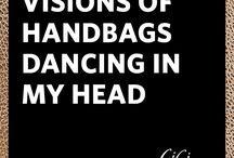 My Own Designer Hand Bags! / Hand Bags At Random / by Christy Gay