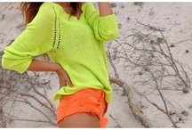Neon&Brights♡ / by Lola Love💋