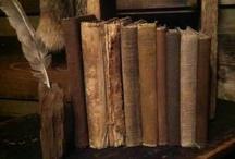 Olde books / by Krista Morris