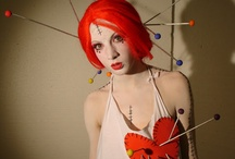 Costumes & Body Paint / by Kelly Struble-Clark