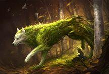 fantasy beasts