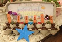 Gardening with kids ideas / Gardening kids