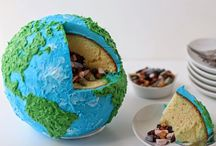 Earth Day Food Ideas / Celebrate Earth Day with cookies, cakes, cupcakes, candies, and more. Fun food for Earth Day.  / by Hungry Happenings - holiday recipes and party food