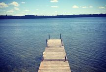 Cabins/Lakes