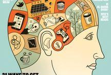 Learning, Creativity, Curiosity