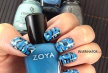nail designs / by Haley Ingram