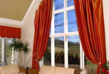 Windows / Window Treatment Ideas / by Dina Kutch
