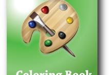 Malerbøger - Coloring pages