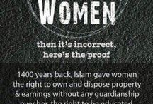 Womans rights in Islam