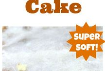 Dessert Recipes - made with Boxed Cake Mix / Desserts made with Boxed Cake Mix #boxedcakemix