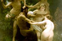 William Bouguereau's Great Nudes / by Jeffrey Wiener
