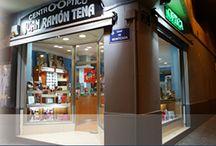 Nuestra Óptica. / Fotos de fachada, exposición y gabinetes.  #Óptica #Torrefiel #Benicalap #RondaNord #Rascanya #gafasdesol #lentesdecontacto #lentillas #gafas #gafasdeporte