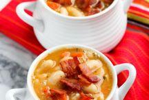 Soups / by Brooke Holt