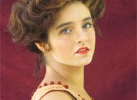 1850s hair and makeup