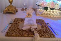 Wedding decoration / Luxury wedding