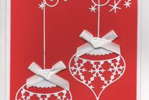 Cards - Christmas / by Cathy Childs Morrison