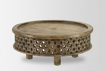 Natural and Rustic Wood Furniture / all things wood