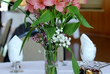 Wedding Flower Ideas We <3