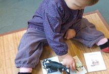 jeux activités des petits / éveil sensoriel, motricité, éveil sensori-moteur, montessori.