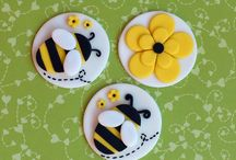Bee Party Ideas #2 / This is a great board for Mommy to Bee Baby Shower or 1st Birthday Ideas. / by Vickie List