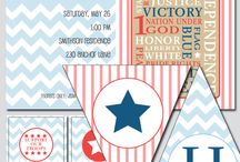 Patriotic Party Theme