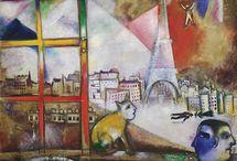 Art, Chagall, Marc / by Brenda Davis
