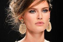 Accesories: Earings / El accesorio más utilizado por las mujeres y que destaca el rostro para embellezer a la mujer