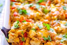 Healthy Casseroles / Healthy casserole recipes to help this mom get dinner on the table!