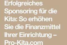 Kindergarten - Sponsoren