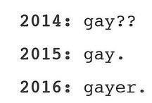 100% gay