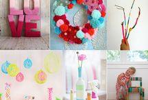 Yarn crafts / by Haley Phillips