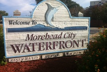 Morehead City NC food tour / I led this food tour of Morehead City, N.C., as part of the first Toast to the Coast Restaurant Week there.