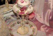 ♥ Teacup & Teapot de-LIGHTS ! ♥