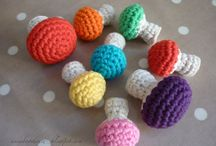 Crochet ~ Little things & yarn busters