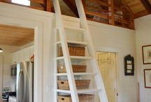 house design attic stairs